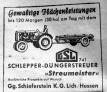 GSL Düngerstreuer Streumeister