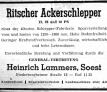 Ritscher Ackerschlepper