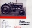 Hanomag Diesel 36 PS
